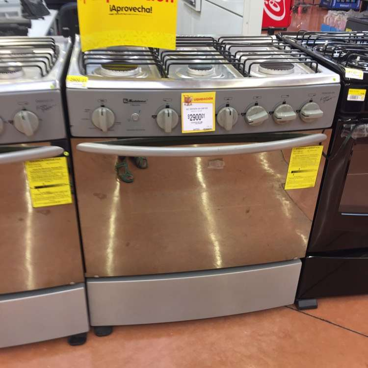 Walmart Estufa Koblenz 6 Quemadores En Ltima Liquidaci N