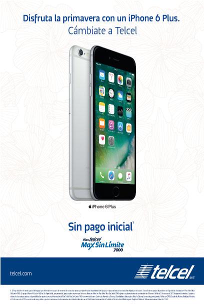 iphone 6 gratis con plan