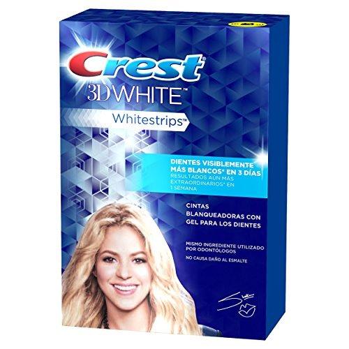 Crest 3D White Whitestrips Tiras Blanqueadoras