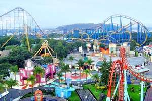 Boletos de Six Flags $249