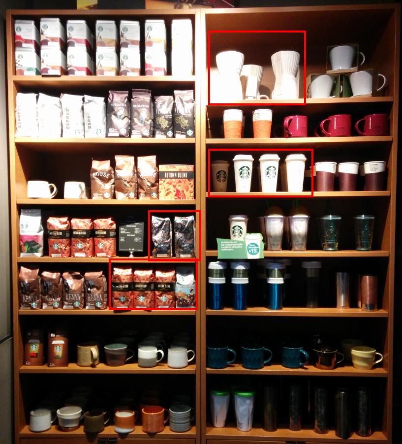 Starbucks: 30% de descuento en tazas, termos, café en grano y tes