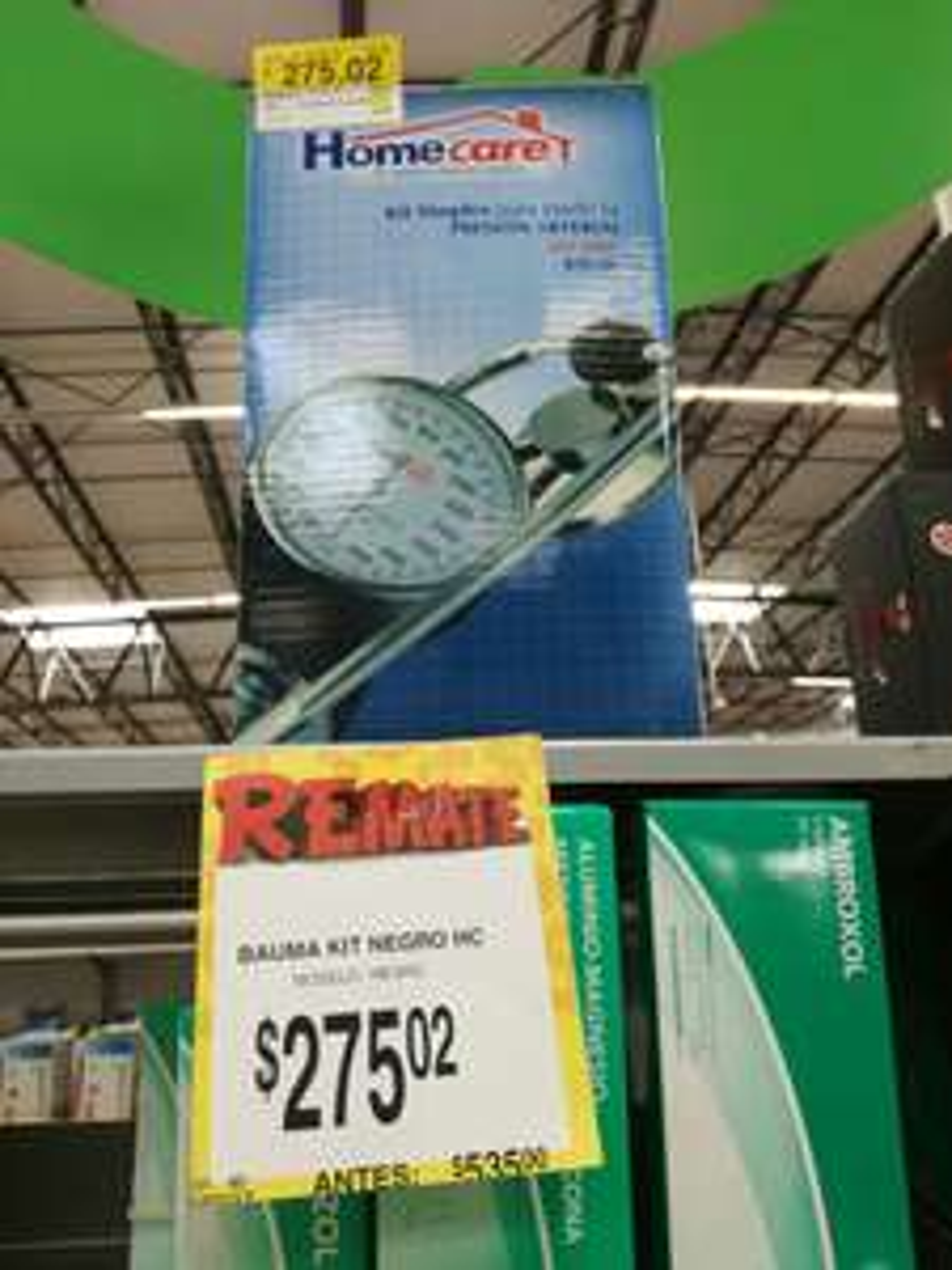 Bodega Aurrerá: Kit Para Medir La Presión a $275.02