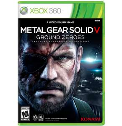 Xbox Live: oferta de la semana para miembros Gold (incluye MGSV: Ground Zeroes $150)