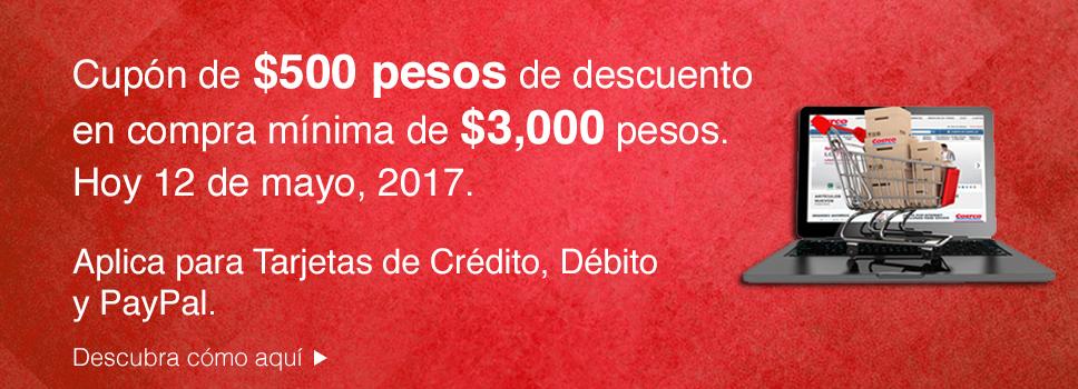 Costco: $500 de descuento en compras mayores a $3,000 con tarjetas de crédito, débito y PayPal
