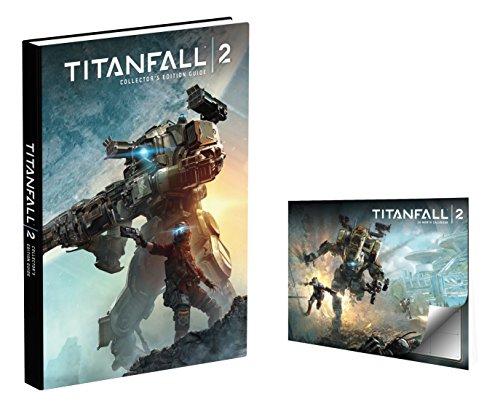 Amazon: Guía Titanfall 2 (pasta dura) + calendario