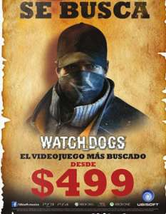 Liverpool: Watch Dogs $449