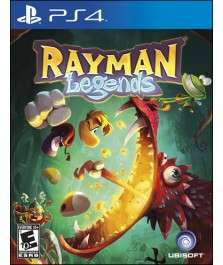 Game Planet: Rayman Legends o Plants vz Zombies Garden Warfare para PS4 $499