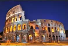 Clickonero: Roma y Amsterdam Vuelo redondo + 7 noches de hotel + desayunos  + Impuestos $14,249