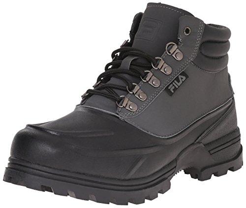 Amazon MX: Fila Men's Weathertech Boot. Negro. Talla 8 MX.