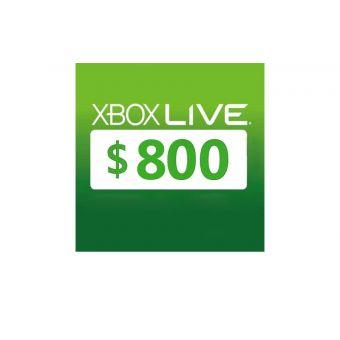 Linio: Tarjeta Xbox Live de $800 rebajada a $580 o menos usando cupones