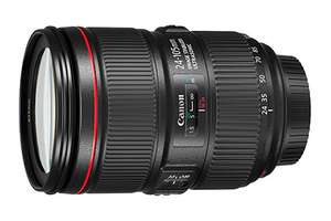 Tienda Canon: Canon EF 24-105mm f/4L IS USM Reacondicionado