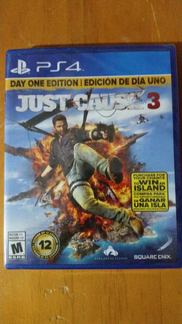 Walmart la Isla Culiacan: Just Cause 3 Edicion dia uno a $99.03