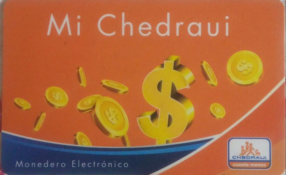 Chedraui: en linea y en fisico obtienes ahorros chonchos (: