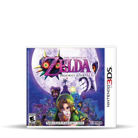 Gamershop: THE LEGEND OF ZELDA: MAJORA'S MASK