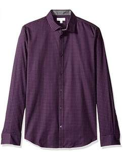 Amazon MX: Camisa Calvin Klein; talla CH (Aplica PRIME)