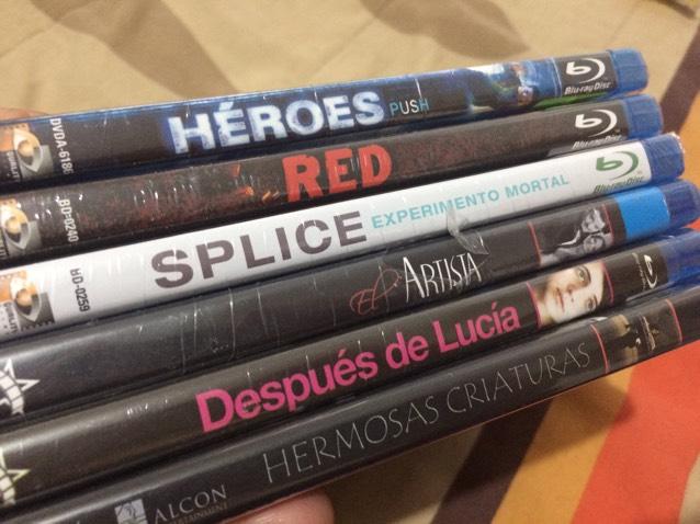 Bodega Aurrerá: Varias películas desde $5 pesos