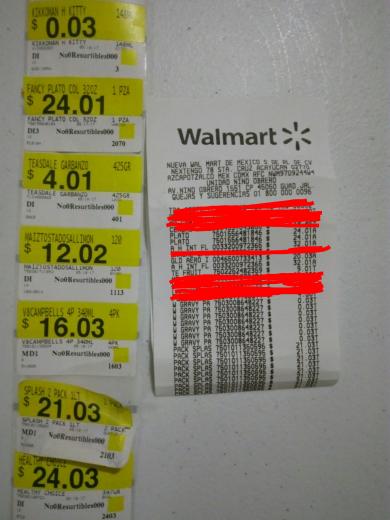 Walmart Niño Obrero GDL: Liquidaciones y más liquidaciones (ej. gravy $0.03)