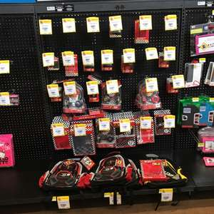 Walmart: liquidación de artículos Ferrari de electrónica