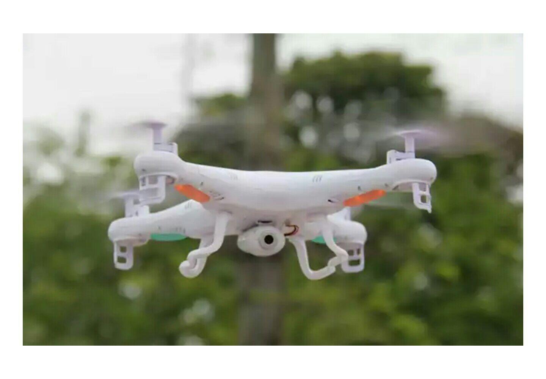 GearBest: Syma X5C 2.4G 4CH RC con cámara. El mejor dron para principiantes