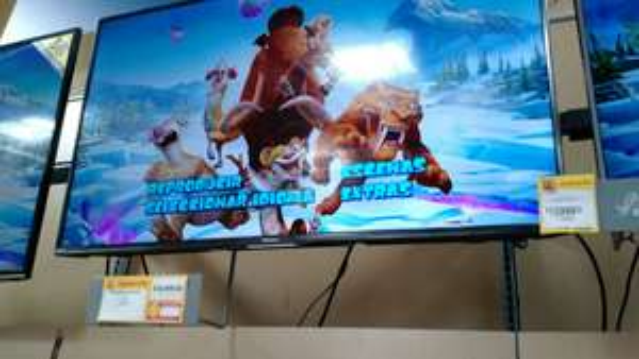 "Walmart: Televisión Hisense 55"" LED UHD"
