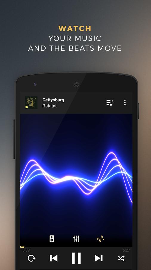 Google play: Ecualizador + Pro (Mp3 Player) gratis