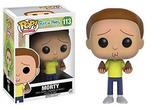 Amazon: Funko Pop Morty con semillas (PRIME)