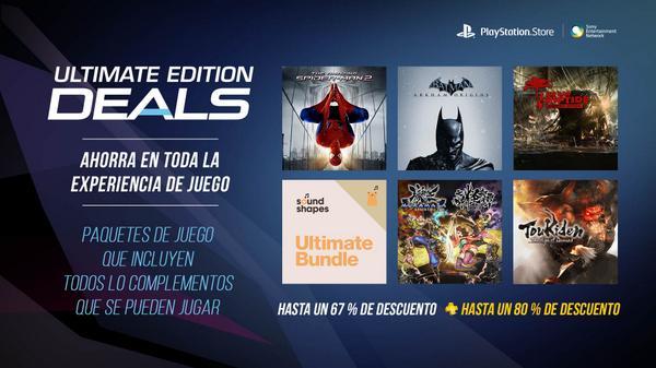 PlayStation Store: hasta 80% de descuento en juegos con DLC completos