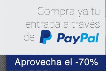 Preventa boletos Campus Party 2015 con 60% de descuento con PayPal