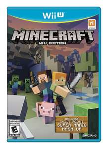 Amazon MX: Minecraft Wii U Edition