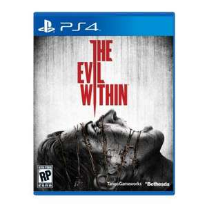 Linio: The Evil Within PS4 $734.05 (envío incluído)