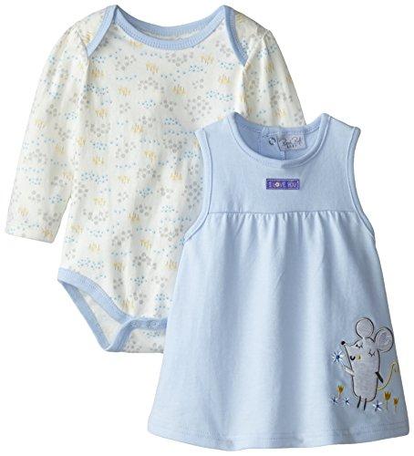 Amazon: conjunto Rene Rofe baby de niña 2 piezas