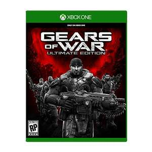 Amazon: Gears of War: Ultimate Edition / Mortal Kombat X / Gears of War 4 para Xbox One