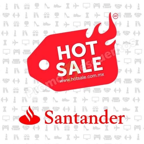 Promociones de Hot Sale 2017 con Santander