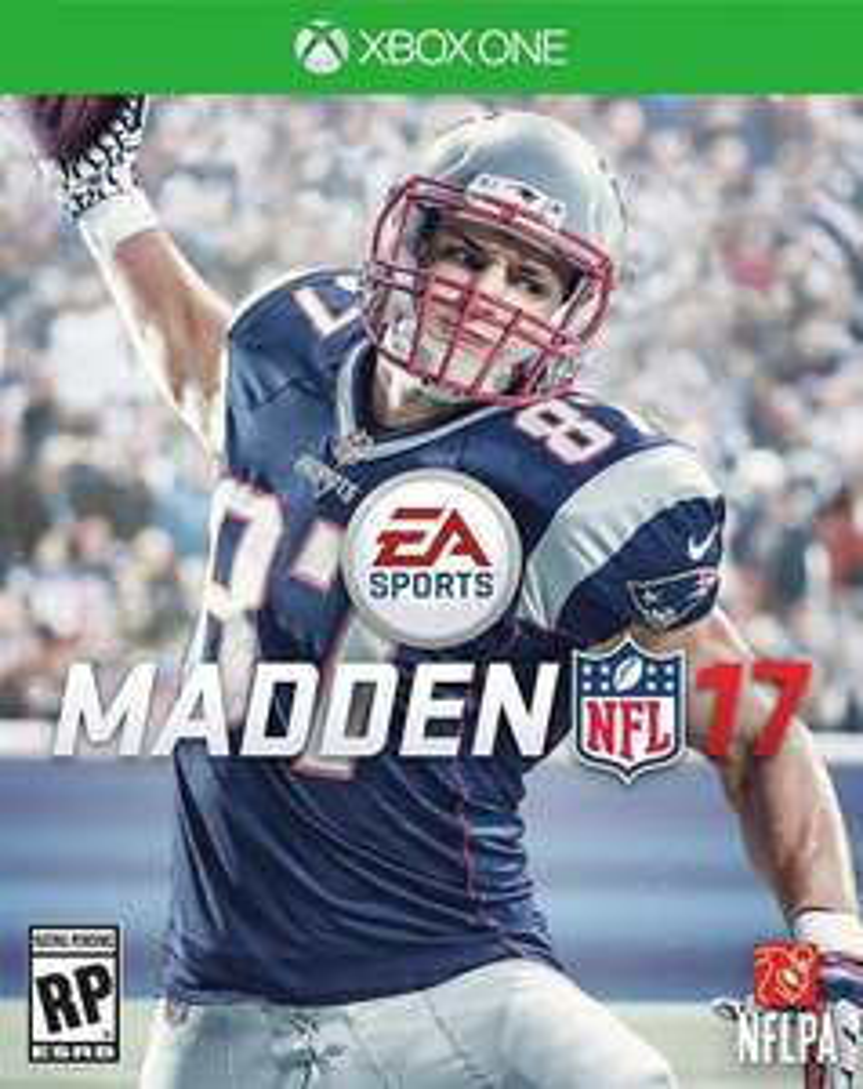 Amazon MX: Madden NFL 17 para Xbox One