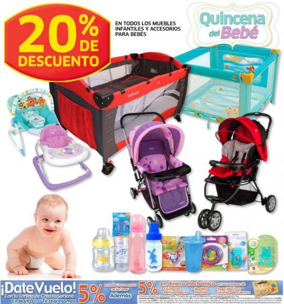 Folleto de ofertas en Soriana del 11 al 22 de mayo