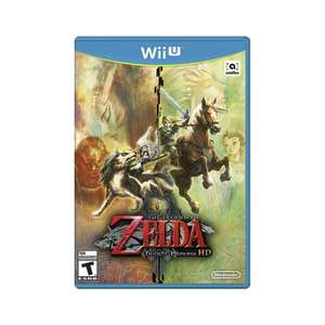 Radioshack: The Legend of Zelda Twilight Princess HD Wii U
