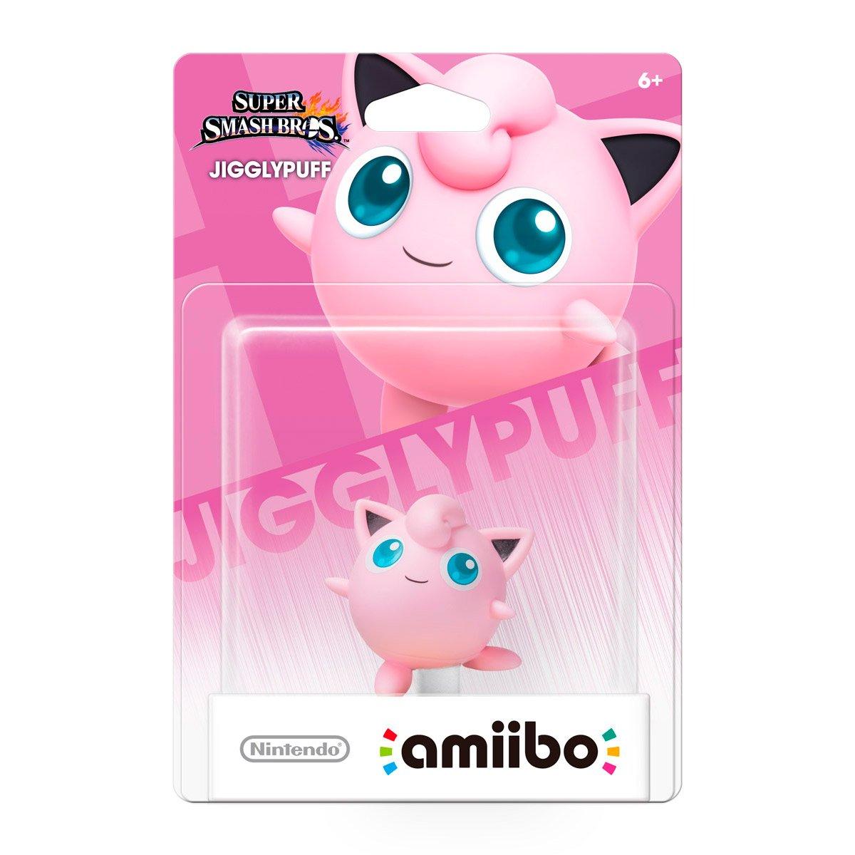 Claroshop: Amiibo Jigglypuff Smash Bros