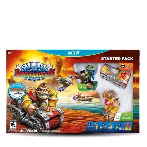 Tienda Oficial Activision en Mercado Libre: Skylanders Superchargers Wii U Starter Pack