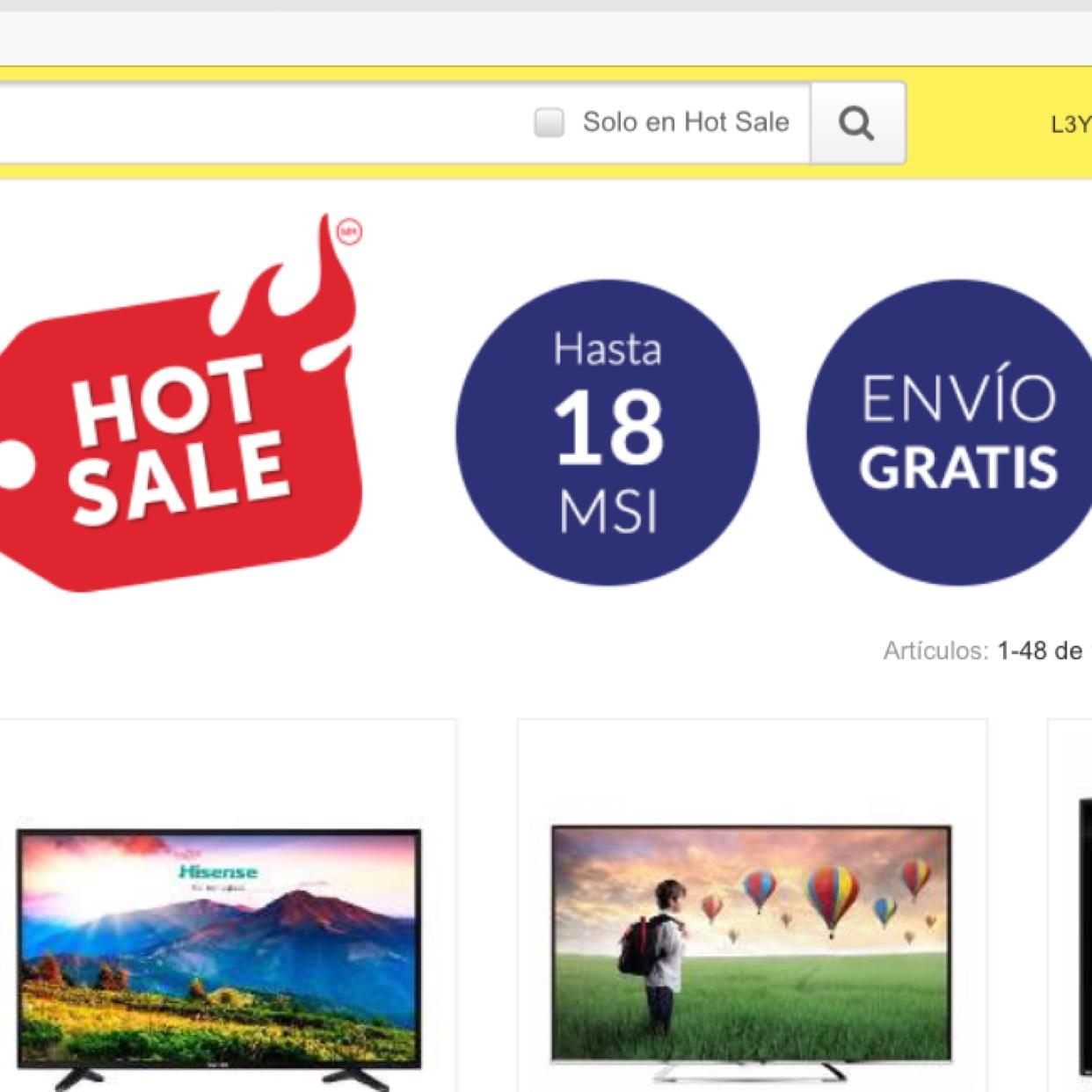 Hot Sale 2017 Mercado Libre y algunas ofertas con 70% de descuento (blusa, secadora y más)