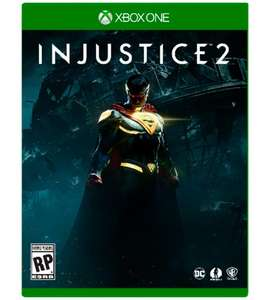 HOT SALE 2017 EN EL PALACIO DE HIERRO: INJUSTICE 2 OBOX ONE Y PS4, Y VARIOS JUEGOS MAS