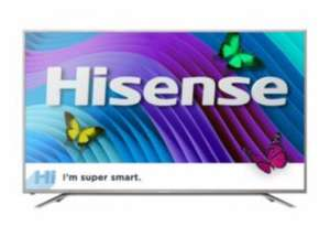 Hot Sale 2017 Liverpool: Pantalla LED Hisense 65CU6200 65 Pulgadas Smart TV 4K UHD