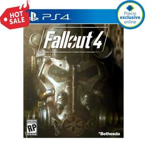 Hot Sale 2017 Sam's Club: Fallout 4 PS4 - Standard Edition