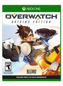 Hot Sale 2017 en Amazon: Overwatch Origins Edition para Xbox One en $673.15