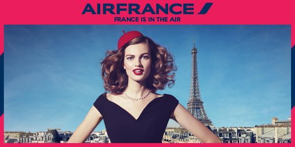 Air France: vuelo redondo a París $778 dólares