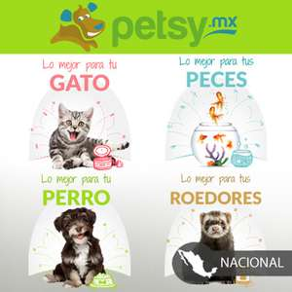Gift card de $600 para petsy.mx por $299