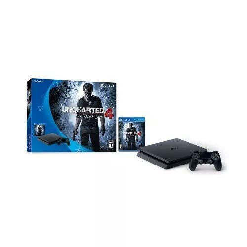 Hot Sale 2017 Tienda Oficial Sony en Mercado Libre: consola PS4 Uncharted o FIFA 17