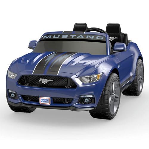 Woolworth: Mustang - muscle car bara bara!