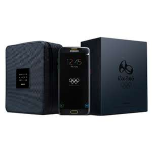 Hot Sale 2017 Amazon MX: GALAXY S7 EDGE EDICION ESPECIAL JUEGOS OLIMPICOS RIO 2016