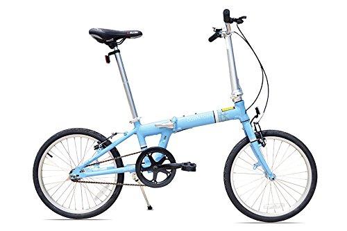 Hot Sale 2017 Amazon: Bicicleta plegable de aluminio.