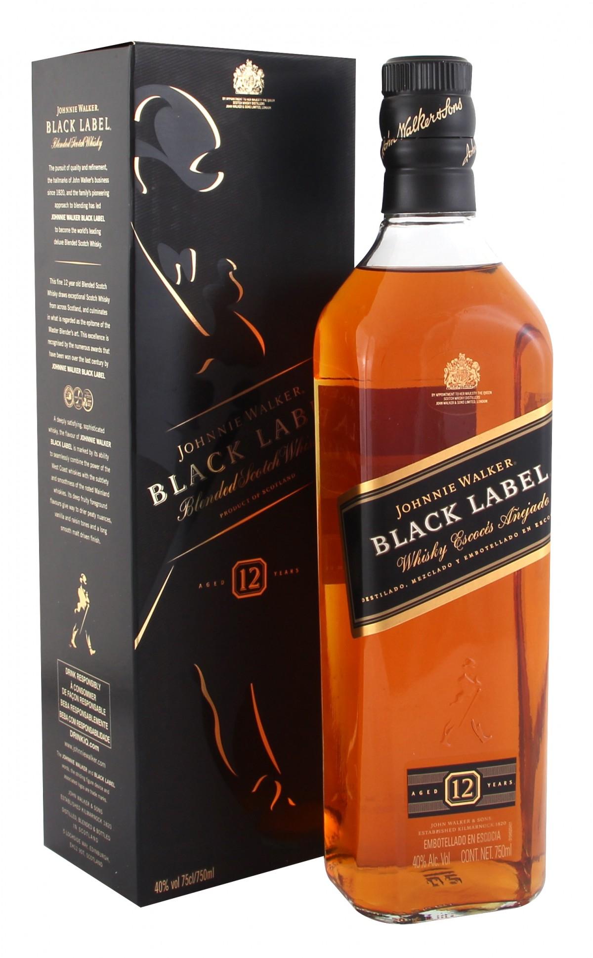 Hot Sale 2017 en HEB: Oferta Whisky Etiqueta Negra 750 ml ( 2X$1000) con cupón